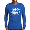 BAM Mens Long Sleeve T-Shirt