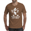 Banana Peanut Butter Jelly Time Mens T-Shirt