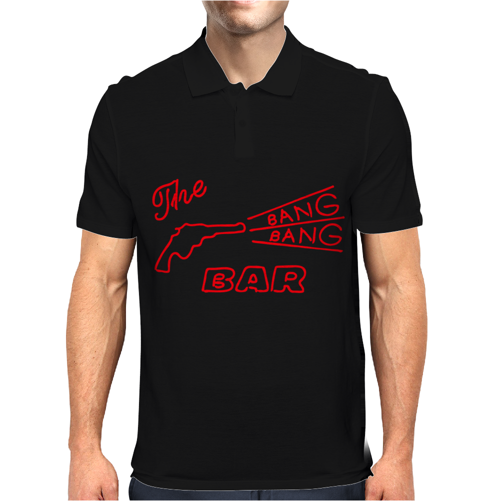 Bang Bang Bar Mens Polo