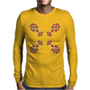 Bangkok Rubies Mens Long Sleeve T-Shirt