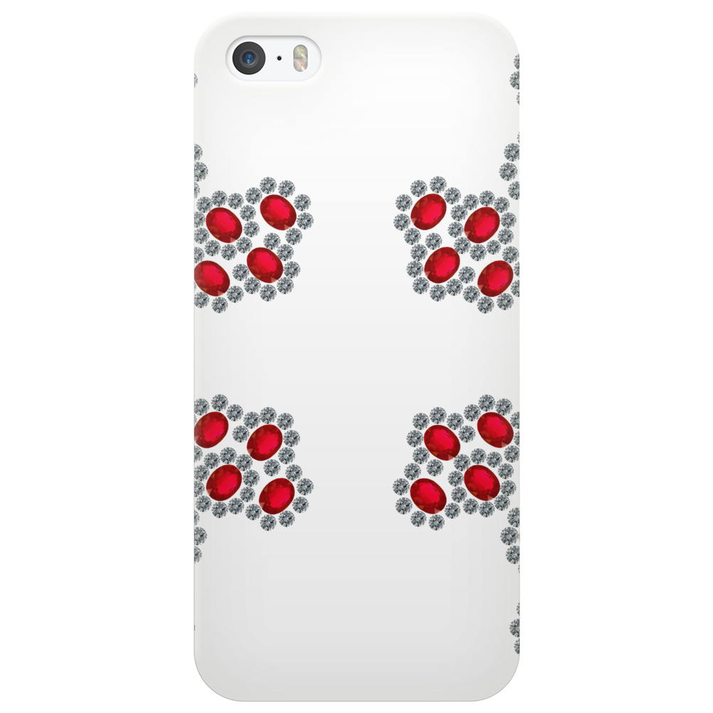 Bangkok Rubies Phone Case