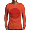 Bangladesh International Mens Long Sleeve T-Shirt