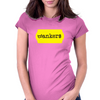 BANKER$ Womens Fitted T-Shirt