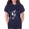 Banksy Cleaner Womens Polo