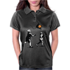 Banksy Kids Play T.V. Ball Womens Polo