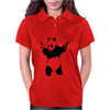 BANKSY PANDA pop Womens Polo