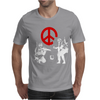 Banksy Peace Mens T-Shirt