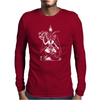 Baphomet Eliphas Levi Mens Long Sleeve T-Shirt