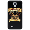 Barbarian    Loyal to the Tribe Phone Case
