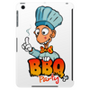 Barbecue party Tablet (vertical)