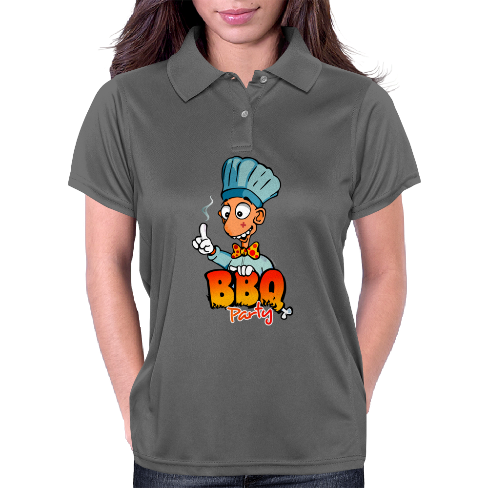 Barbecue party Womens Polo