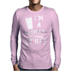 Barmen know stuff - wht Mens Long Sleeve T-Shirt