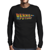 Barnie to the future Mens Long Sleeve T-Shirt