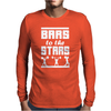 Bars To The Stars Mens Long Sleeve T-Shirt