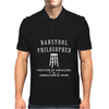 Barstool Philosopher Mens Polo