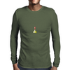 Base Station Mens Long Sleeve T-Shirt
