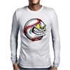 Baseball Mens Long Sleeve T-Shirt