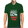 Basket Case 80s Horror Movie Mens Polo