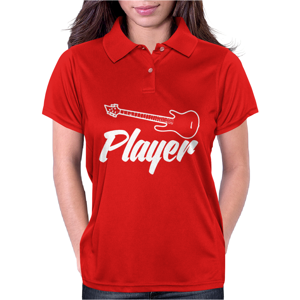 Bass Player Womens Polo