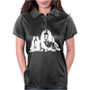 Basset Hound Pillow Womens Polo