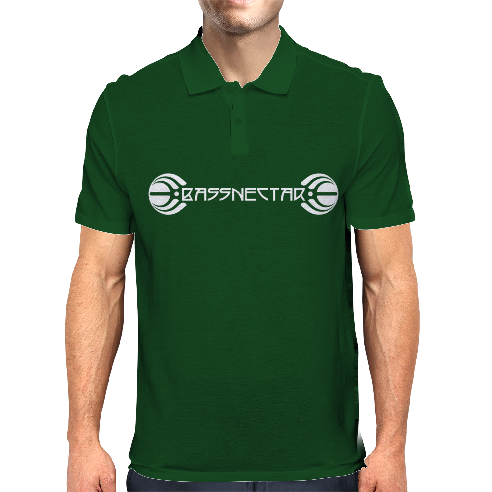 Bassnectar Vava Voom Timestretch Dubstep Music Mens Polo