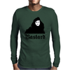 Bastard Mens Long Sleeve T-Shirt