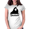 Bastard Womens Fitted T-Shirt