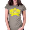 BAT FASTARD Womens Fitted T-Shirt