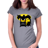 bat pika Womens Fitted T-Shirt
