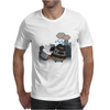 Batman Cat Mens T-Shirt