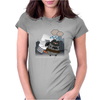 Batman Cat Womens Fitted T-Shirt