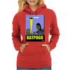 Batman City Pogo Womens Hoodie
