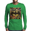 batman comic cover Mens Long Sleeve T-Shirt
