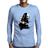 Batman Dark Knight Rises Movie Bane Evil Rising Mens Long Sleeve T-Shirt