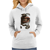 Batman Joker Smile of Evil Womens Hoodie