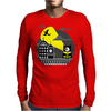 Batman Minion Mashup Mens Long Sleeve T-Shirt