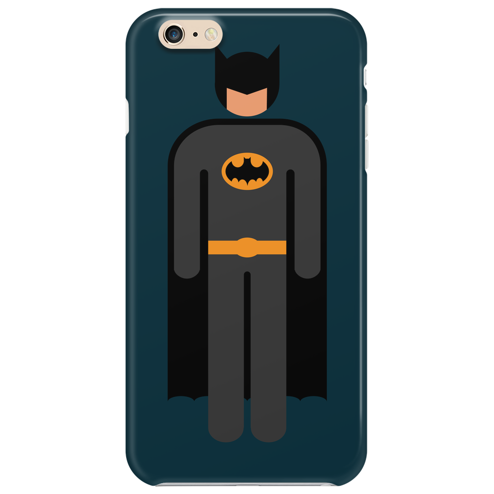 Batman picto Phone Case