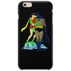 Batman & Robin Kissing Phone Case