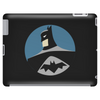 Batman Round Tablet