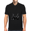Batman & The Joker Mens Polo