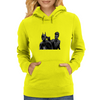 Batman & The Joker Womens Hoodie