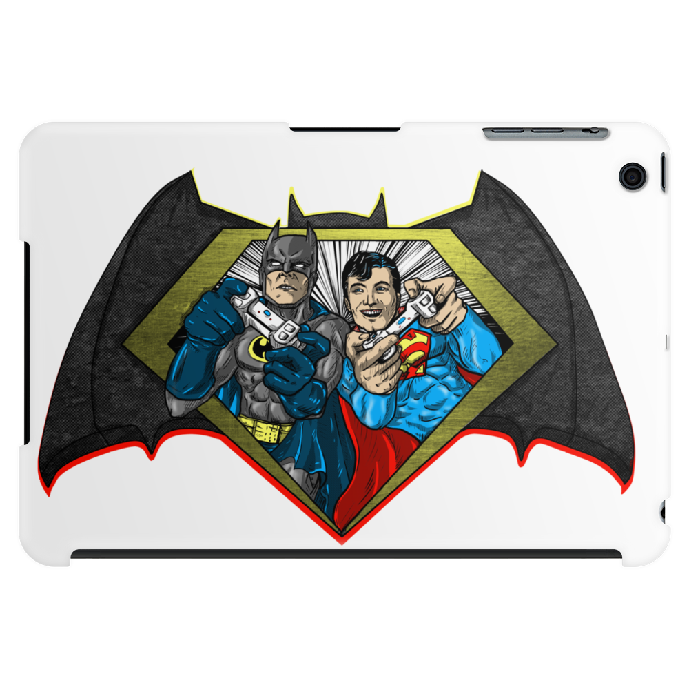 Batman vs Superman PWNED Tablet