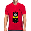 Batminion Mens Polo