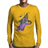 Bats In The Bellfry  ts Mens Long Sleeve T-Shirt