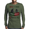 Battle of the Pacific Mens Long Sleeve T-Shirt