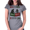 Battle of the Pacific Womens Fitted T-Shirt