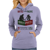 Battle of the Pacific Womens Hoodie