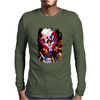 Battle Of The Planets Mens Long Sleeve T-Shirt