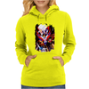 Battle Of The Planets Womens Hoodie