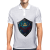 Battle Tested Shield Mens Polo